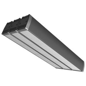 Уличный светодиодный светильник BSE 153, 122 Вт