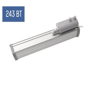 Уличный светодиодный светильник BSE 303, 243 Вт