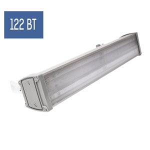Промышленный светодиодный светильник BarsPromEco 153, 122 Вт