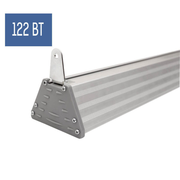 Промышленные светильники BLP 120, 122 Вт