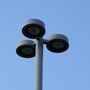 Фонарь светодиодный парковый серия УФО-3