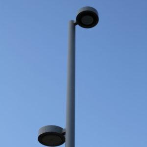 Фонарь светодиодный парковый серия УФО-2