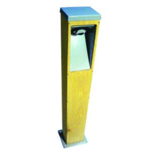 Фонарь светодиодный декоративный Light-wood 1200